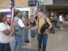 Welcome Home Spc. Steven Buck!