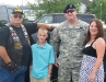 Welcome Home SSG Andrew Pearce, II