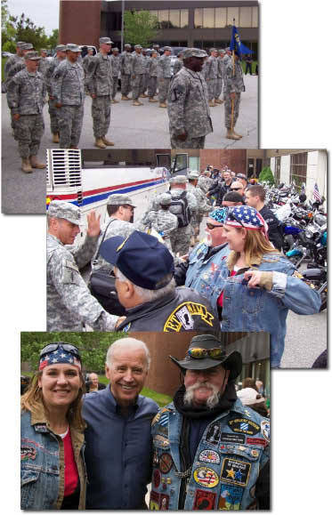 485TH WELCOME HOME